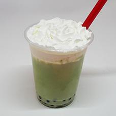 アイス抹茶タピオカ